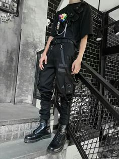 20 more edgy men's fashion ; kantige herrenmode edgy me Source by ihazzim ideas edgy Grunge Outfits, Outfits Casual, Night Outfits, Punk Outfits, Summer Outfits, Egirl Fashion, Korean Fashion, Fashion Outfits, Mens Grunge Fashion
