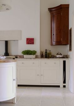 A Chalon handcrafted kitchen