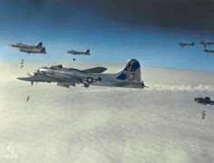 Formation Photo, Us Army, Back Home, Wwii, Fighter Jets, Aircraft, Survival, Navy, Image