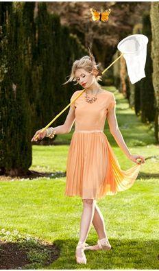 Belle de Jour dress