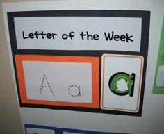 home preschool program ideas