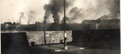 28 June 1940 worldwartwo.filminspector.com Guernsey Luftwaffe bombing St. Peter Port
