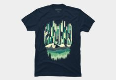 Sunset in Vertical - Winter T-Shirt