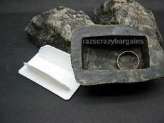 Rock Hidden Safe