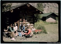 autochromes | Fred_Payne_Clatworthy_Wyoming_Dude_Ranch.jpg