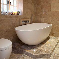 Bathroom | Detached Norfolk home | House tour | PHOTO GALLERY | 25 Beautiful Homes | Housetohome.co.uk
