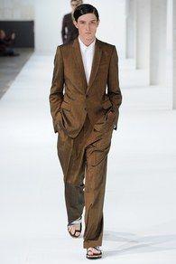 Dries Van Noten Spring 2013 Menswear Collection - Vogue