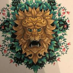 Take a peek at this great artwork on Johanna Basford's Colouring Gallery! Coloring Tips, Adult Coloring, Coloring Books, Coloring Pages, Enchanted Forest Book, Enchanted Forest Coloring Book, Johanna Basford Coloring Book, Color Pencil Art, Colored Pencils