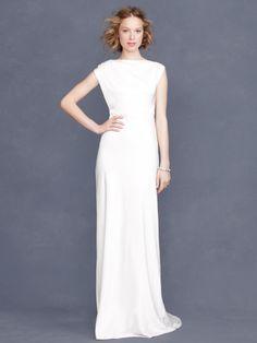 J Crew Corrina Size 12 Wedding Dress – OnceWed.com