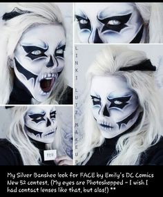 Silver Banshee This is the best I've seen thus far.! Awesome !