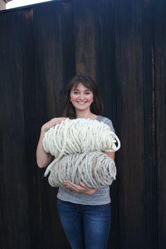 Loopy Mango Big Loop Merino Wool Yarn 40oz 120 Yards