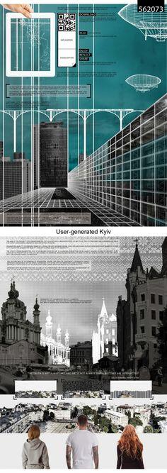 "Special prize: ""Augmented City"" by Polina Timofeeva, Galyna Tolkachova, Pavel Bartov (Kiev, Ukraine). Image courtesy of CANactions."