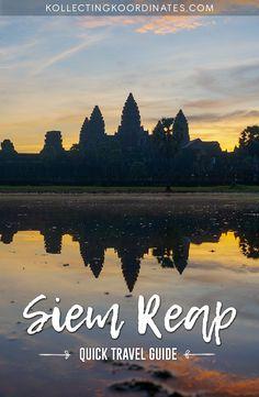 Kollecting Koordinates - Siem Reap
