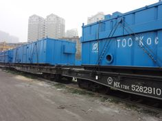 KOSUN Drilling Mud Solids Control Equipment Ready for Transportation- www.china-kosun.com | shaleshaker