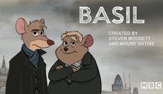 I would definitely watch this, Basil was always my favourite Disney film