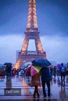 #برج_ايفل من اكثر الاماكن روعة #باريس صوره 3