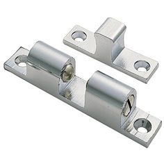 CH200 in Chrome Satin - Double ball batch - This product is supplied with fixing screws