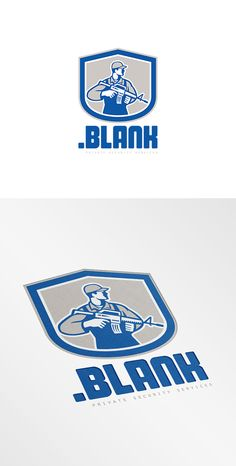 Point Blank Private Security Logo