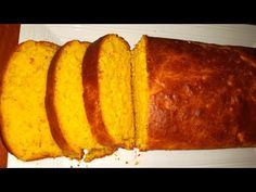PÃO DE CENOURA DE LIQUIDIFICADOR | SEM SOVAR | SUPER FÁCIL | FÊ & FÉ NA COZINHA - YouTube Cornbread, Easy Meals, Camera Phone, Cooking, Ethnic Recipes, Youtube, Sweet Potato Pound Cake, Baked Cheese, Best Gluten Free Bread