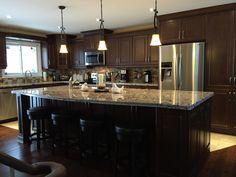 Kitchen renovation by SKY Kitchen Cabinets Ltd | Via HomeStars