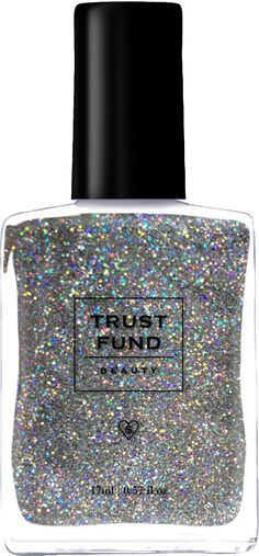 Trust Fund Beauty Boy Tears - Nail Polish * You can find out more details at the link of the image. Nail Polish Designs, Nail Polish Colors, Hydrogen Peroxide Magic, Crazy Nail Art, Shimmer N Shine, Sparkle, Holographic Glitter, Nail Polish Collection, Mani Pedi