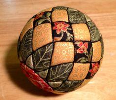 Kimekome patchwork ornament large Christmas theme