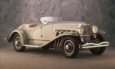 Gary Cooper Drove One, So Did Clark Gable, Yet This American Beauty Appealed to More Than Just the Stars, 1935, Duesenberg SJ Short-Wheelbase Roadster.