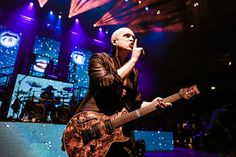 Devin Townsend. Photo copyright Christie Goodwin, all rights reserved