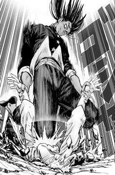 Suiryu vs Saitama - One punch man