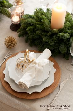 Table Decorations / Table Settings スタイルのある暮らし It's FLORAL NEW YORK Style…