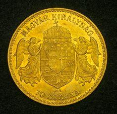 10 Korona Gold Coin