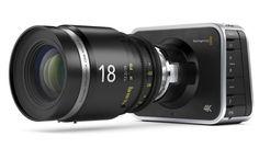 Blackmagic Design Announce Blackmagic Production Camera 4K