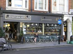When we're visiting some of our favorite shops in Marylebone (The Conran Shop, Plain English, Designer's Guild, and Skandium, to name a few), we li