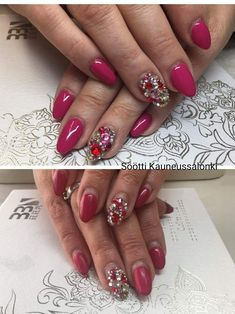 Asiakkaan kynsien huolto Nails, Painting, Beauty, Finger Nails, Ongles, Painting Art, Nail, Cosmetology, Paintings