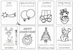 Christmas mini book