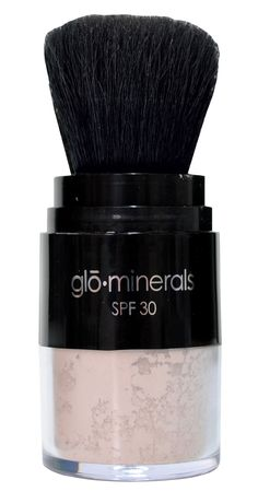 Everyone needs this as a part of their daily beauty routine! Protect your skin and look gorgeous with glo minerals - Protecting Powder SPF 30