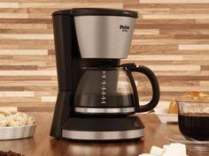 Cafeteira Elétrica Philco PH14 PLUS 14 Xícaras - Inox Preto Fosco e Prata com as melhores condições você encontra no Magazine Kaiofe. Confira!