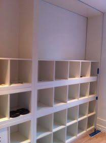 IKEA Hackers: Expedit Walk-In-Closet