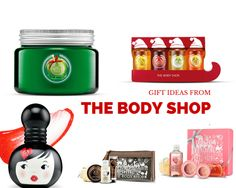 Holiday gifts under $15 from The Body Shop are perfect for tweens, teens, teachers, moms, dads and even Secret Santa gifts.