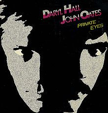 Private Eyes is the tenth studio album from Daryl Hall and John Oates, released in 1981. A hit, it stands not only as a definitive album for the duo, but as a notable album for the music of the decade, combining pop, rock, R and soul genres.