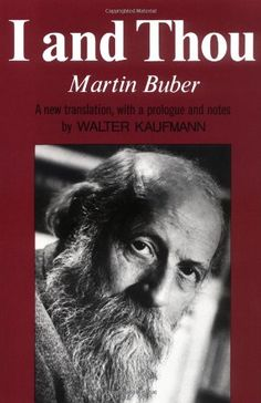 I And Thou by Martin Buber,http://www.amazon.com/dp/0684717255/ref=cm_sw_r_pi_dp_KwHQsb1H03NEAA2V