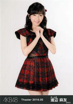 Mayu Watanabe theater photoshot 05/2016, #Mayuyu, #idol, #AKB48