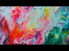 ▶ Composition & Color Tips for Abstract Painting with Debora Stewart - YouTube
