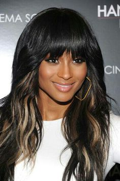 I want under highlights like this!