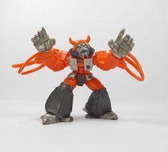 Transformers - Mini Toy Action Figure - Cake Topper - Hasbro 5