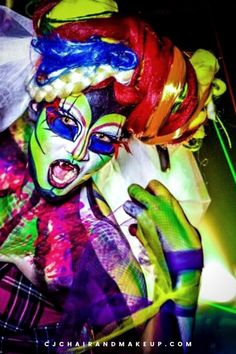 Here's an inspiration for your Halloween party! SFX makeups, evil clowns, fake scars, and more! Looking for Hair and Makeup Artist in Hertfordshire, UK? Enquire now!