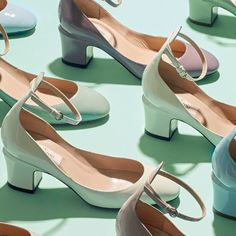 Valentino pastel Tango pumps are a summer must-have.