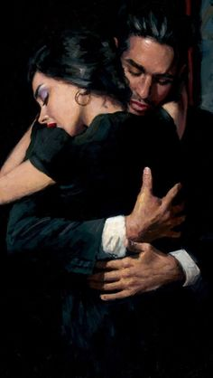 Fabian Perez The Embrace II print for sale. Shop for Fabian Perez The Embrace II painting and frame at discount price, ships in 24 hours. Cheap price prints end soon. Fabian Perez, Couple Art, Hugs, Cover Art, People, Art Gallery, Illustration Art, Passion, Drawings