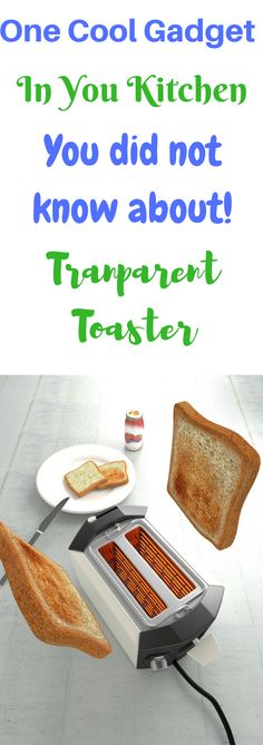 The coolest gadgest for your kitchen that you did not know about! #transparenttoaster, #kitchen ideas, #breakfast, #homegadgets, #kitchenorganization, #kitchenmodern, #kitchendream, #kitchenmodern, #kitchenappliances, #kitchengadgets, #kitchenutensiles, #kitchenaccessories, #kitchendecoration, #kitchengadgetsmusthavekitchen gadgets and gizmos|kitchen gadgets must have| kitchen gadgets unique| kitchen gadgets silicone| Kitchen gadgets for men| best Kitchen gadgets| kitchen gadgets…