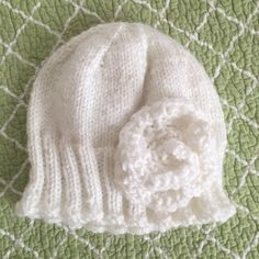 9c8ac0f2503 406 Desirable Knitted Baby Hats images in 2019